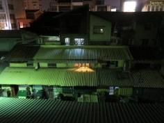 Vom Dach des Art-Cafe