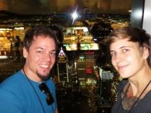 Aussicht vom 91 Stockwerk - Taipei 101
