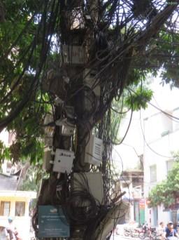 Verrueckte Stromversorgung