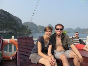 Kaese in Vietnam