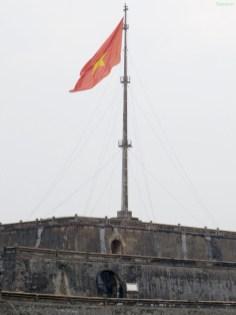 Der Eingang zur Verbotenen Stadt in Hue