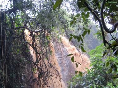 Elefanten Wasserfälle