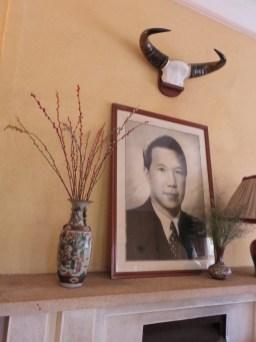 Vietnams König ... Namen leider vergessen :-)