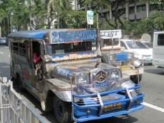 Überall gepimpte Jeepneys