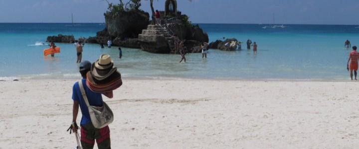 Boracay und das Reisen durch die Philippinen