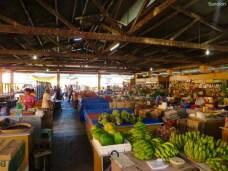 Der Markt um die Ecke