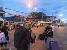 In Cebu morgens um 6 angekommen