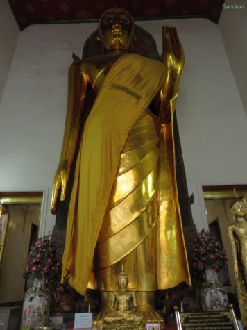 rieseger golden Budda