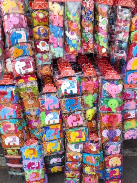 Auf dem Chatuchak Markt kann man wirklich alles kaufen!