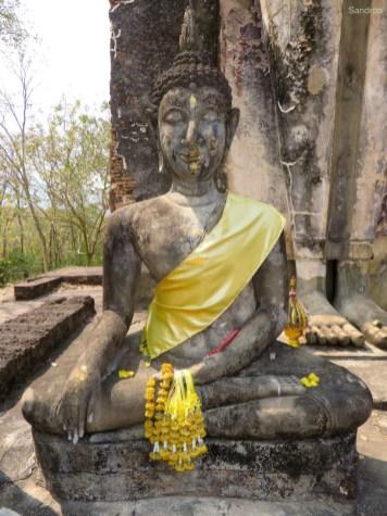 Sukhothai / Thailand - 17.02.15