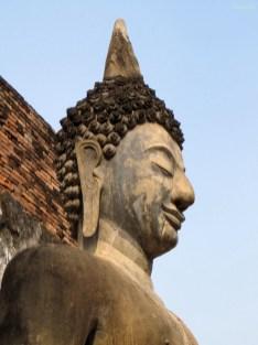 Buddha hat immer so lustige Ohren!