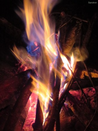 Lagerfeuer...