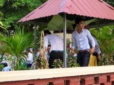Khmer Neujahr in der Schule