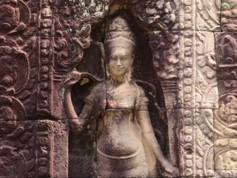 Siemreab-Otdar Meanchey / Kambodscha - 09.04.15
