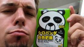 Augenringe Pandastyle