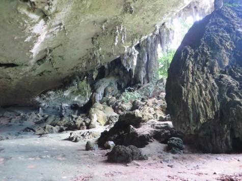 noch vor der Great Cave