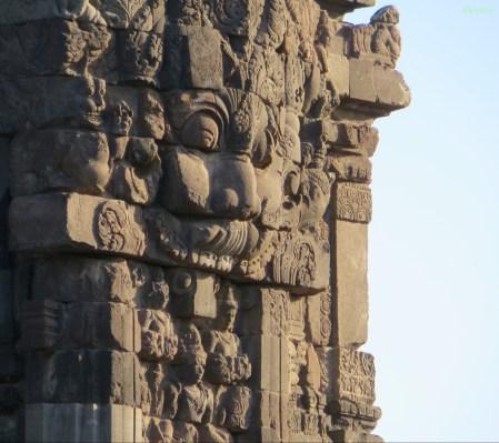 ein bisschen wie in Angkor