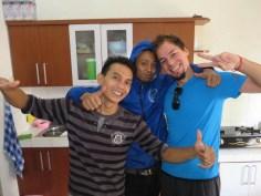 Die Wayang Homestay Crew
