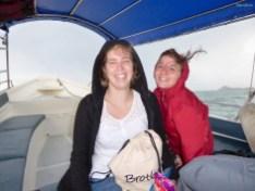 Das Boot nach Perhentian Island