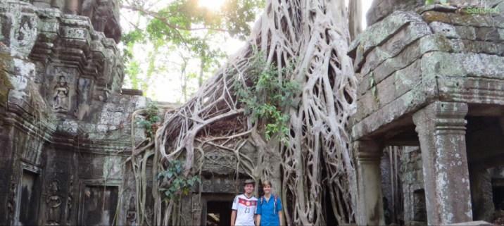 Tomb Raider Tempel