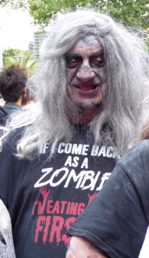 old Zombie