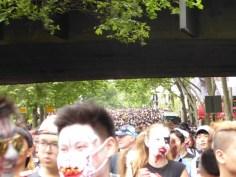 Zombieschwarm