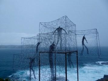 Das Gefängnis am Meer