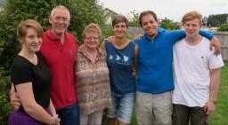 Unser liebste Kiwi Familie!! We will miss you!!!