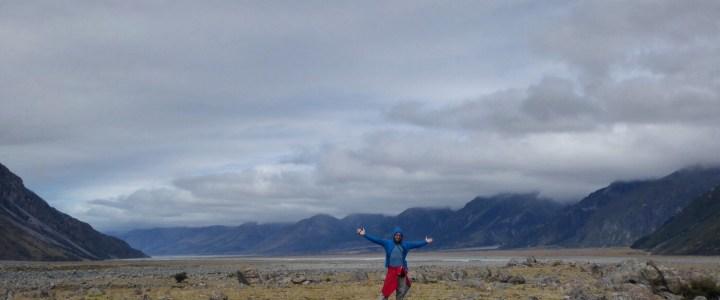 Von Akaroa nach Mt. Cook