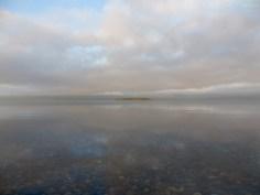 Lake Te Anau am frühen Morgen