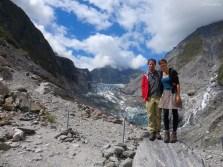 Gletscherselfie