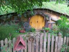 Die erste Hobbit Höhle