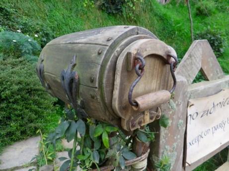 Bilbos Briefkasten