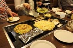 Japanische Pfannkuchen