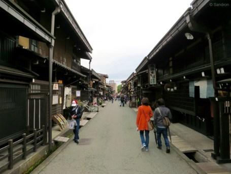 Die Altstadt von Takayama