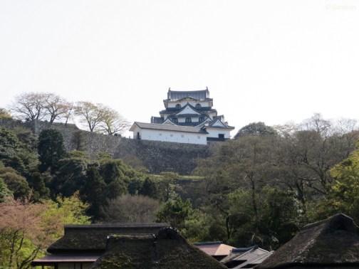 Das Schloss von Hikone