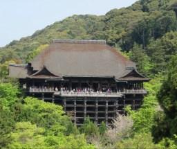 Kiyomizu-dera Tempel