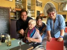 Besuch bei Tante Friedel