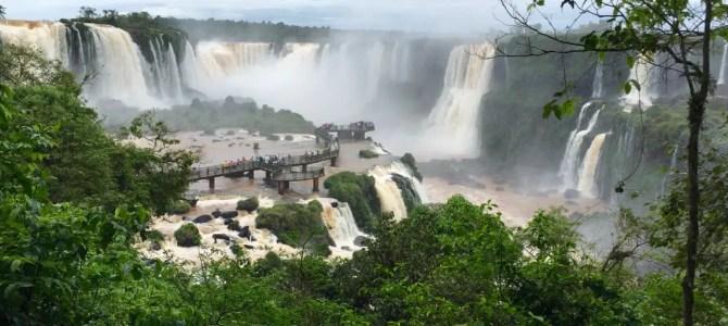 Iguazu-Wasserfälle – das größte Naturschauspiel Südamerikas