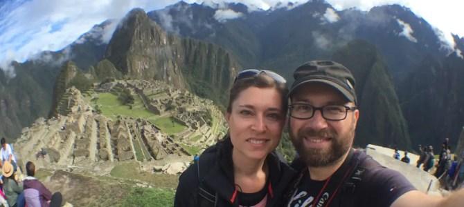 Machu Picchu: großer Hype – zurecht!
