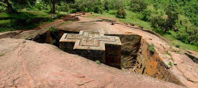 Lalibela: das unbekannte Weltwunder
