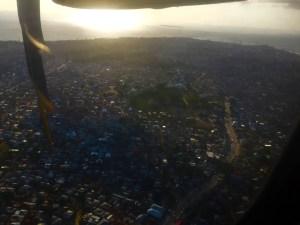 Blick auf Sansibar Stadt