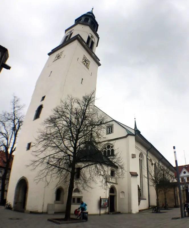 Celle Sehenswürdigkeit Stadtkirche St. Marien