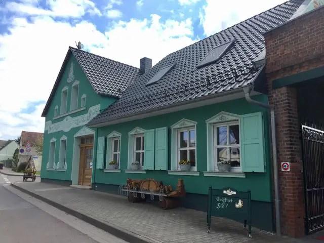 Elbe-Radtour-Zerbst-Heinrichs