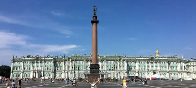 Ein perfekter Tag in: St. Petersburg