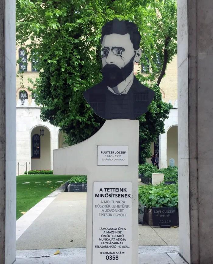 Budapest-Josef-Pulitzer Bild