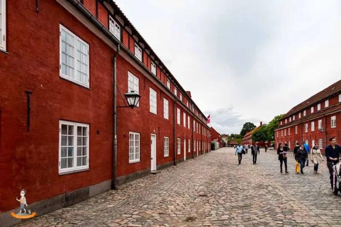 Kopenhagen-Kastell-Genussbummler
