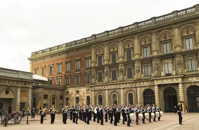Stockholm-Koenigspalast-Unicat - 1