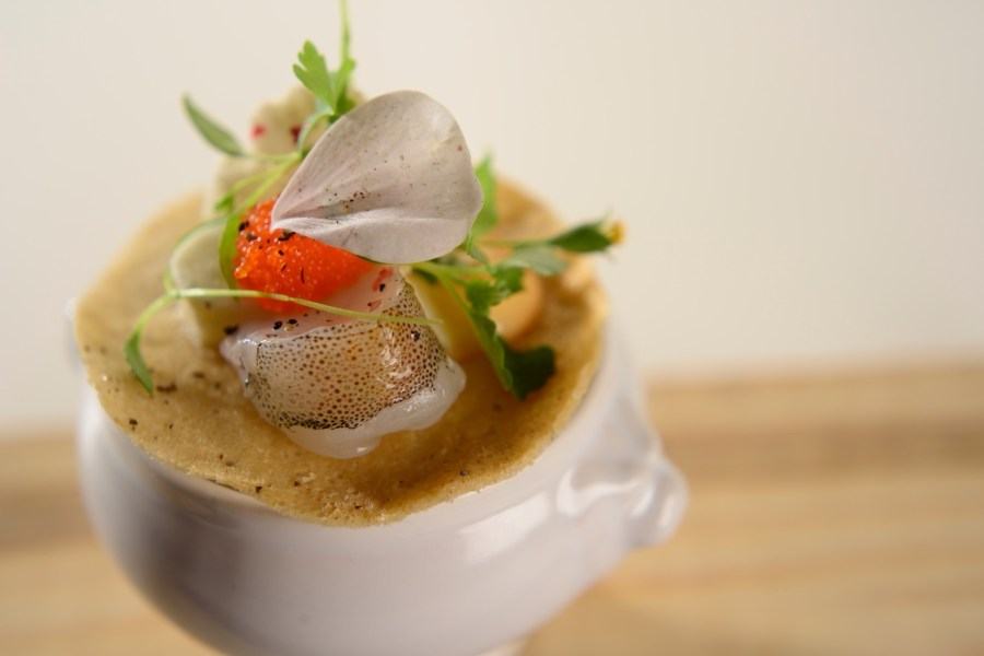 Lobster Bisque / New Gastronomic Trends