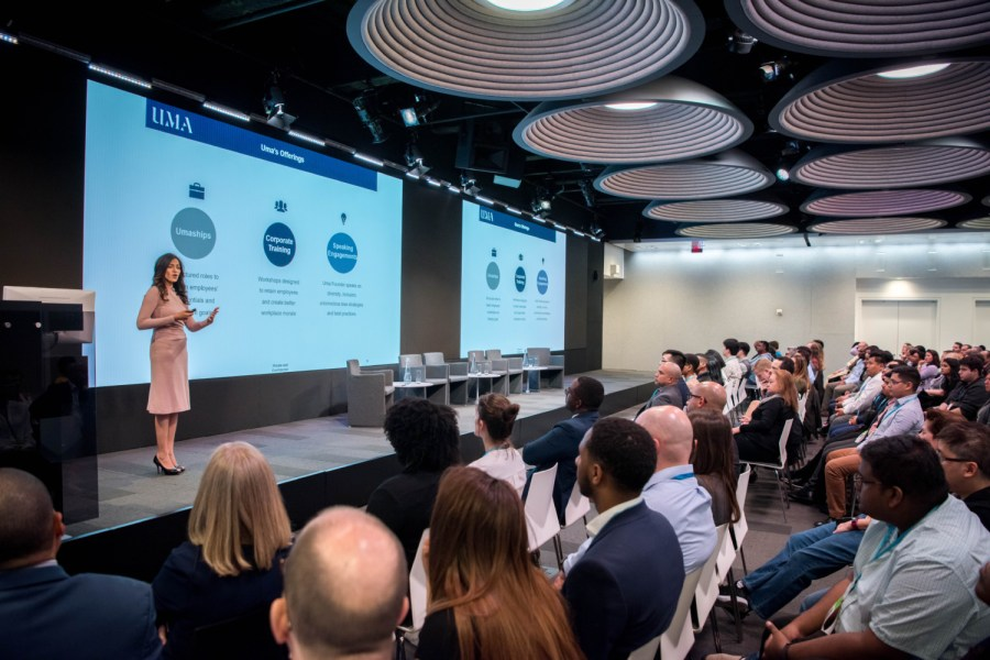 Rita-Kakati-Shah-at-Bloomberg-Headquarters-in-NYC-during-her-Keynote-on-Diversity-and-Inclusion-Strategy-at-InfoSec-DI-Day